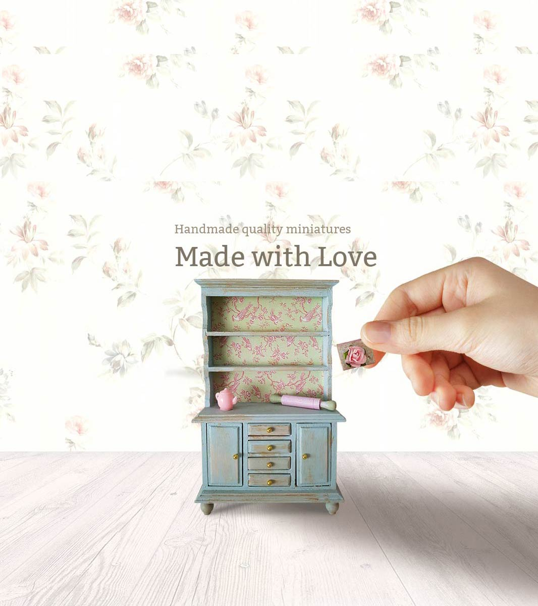 Lula Mae Miniatures: Miniatures Made With Love